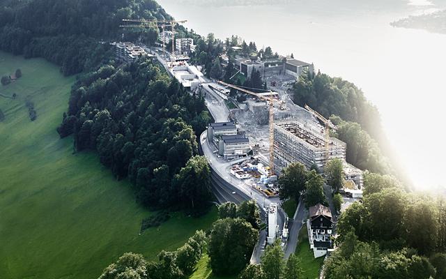 Projekt Buergenstock